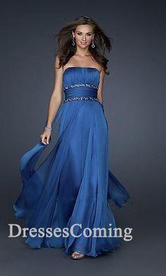 Long Chiffon Prom Dress, Long Chiffon Prom Dress, Long Chiffon Prom Dress