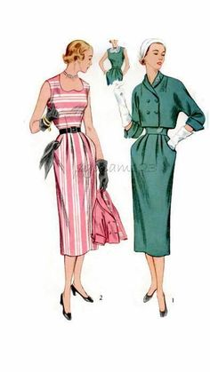 Simplicity sewing pattern 3489
