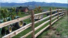 Trying to find a gorgeous yet long lasting means to fence your home or business? Want to guarantee that your animals or equines can be confined, with no threats to their safety and . Read Best Split Wood Fences Ideas For Your Ranch Style Home