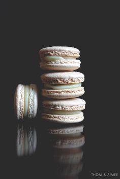 Jasmine Macaron  From Pierre Hermé