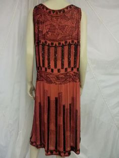 Image result for 1920s button up dress