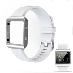 Fitbit Blaze Accessories New Style Frame Housing With Band Small (5.5-6.7 in),Sh | eBay