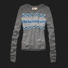 Girls Little Dume Sweater[hollister]