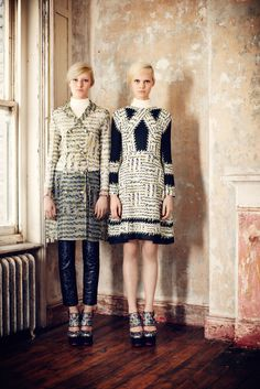 Erdem Pre-Fall 2013 Collection Photos - Vogue