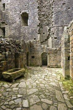 Hermitage Castle, Scotland