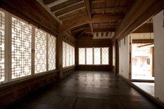 windows, korean house