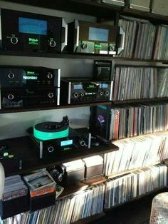 High end audio audiophile McIntosh - this would do me fine