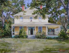 """""""A house in South Carolina"""" by Chris Ousley"""