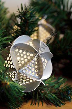 Stralende kerstballe