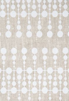 "Schumacher | Popover White Fabric SKU - POPOVER-2 Width - 54"" Horizontal Repeat - 82"" Vertical Repeat - 6"" Fabric Content - 100% Linen 