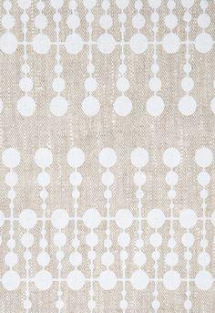 Fabric | Popover in White | Schumacher