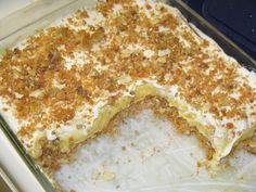 Butterfinger dessert