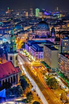 Read this first if you want to travel to Europe and visit one of the most beautiful places. Top 7 Places to See in Europe Before You Die Places To Travel, Places To See, Berlin Today, Berlin City, Berlin Berlin, Istanbul, 2nd City, Dream City, Natural Scenery