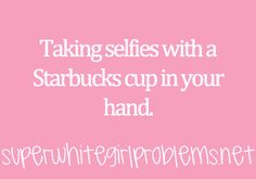 Super White Girl Problems