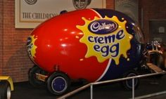 The Age of UnLawyering: it started with a creme egg