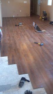 Four Sisters Farm: The Easiest Floor Ever!?!?