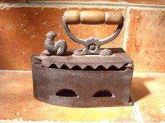 #setrika arang barang antik