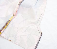 How to: Create a Vent » A Fashionable Stitch