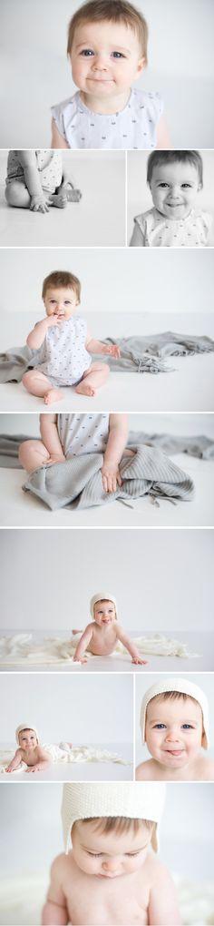 White floors, gray accents = Simple & soft  Lane Proffitt | nashvillebabyphotographer