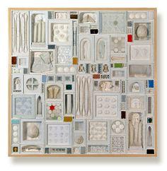 Lisa Nilsson: The White Cabinet, 2006 (mixed Media)