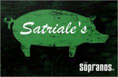 satriale's The Sopranos