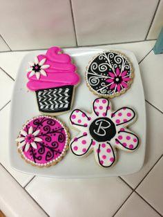 Girl Power cookies