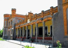 Hacienda Soltepec, Tlaxcala, México. I stayed here with my father once!! :)