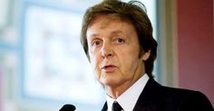 """Paul McCartney finally reacted this morning to the controversial declarations madelast Wednesday by hisformer bandmate, Ringo Starr, during an interview with the Hollywood Inquirer. Ringoalleged that the """"real"""" Paul had died in 1966 and had been replaced by a look-alike named Williams S"""