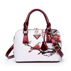 776569e06e25 29% СКИДКА|NIBESSER печатные сумки для женщин 2018 дизайнерские сумки  известного бренда женская сумка шоппер в виде ракушки элегантные цветочные  плеча ...