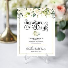 #mimosabarsign #mimosabar #mimosa #signaturedrinksign #signaturecocktail #bridalshowersign #bridalshowerdécor #bridalshowersigns #bridalshower #weddingshowersigns #bubblybarsign #drinks #tag #barsign #barsigns Drink Signs, Bar Signs, Wedding Shower Signs, Mimosa Bar Sign, Wedding Graphics, Floral Theme, Cream Roses, Signature Cocktail, Bridal Shower Decorations