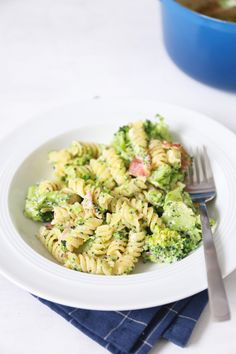 Pasta met broccoli en spek - Lekker en Simpel