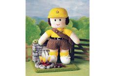 Wool Warehouse - Jean Greenhowe - Mascot Dolls (booklet) - Patterns & Books - Buy Yarn, Wool, Needles & Other Knitting Supplies Online!