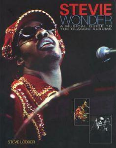 Stevie Wonder, A Musical Guide To The Classic Albums By Steve Lodder, 9780879308216. , Biografie DG-SHOP