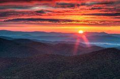 Let Your Light Shine - Pounding Mill Sunrise   Flickr - Photo Sharing!