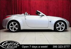 $19,950 Cars for Sale: 2006 Nissan 350Z Touring Roadster in Daytona Beach, FL 32114: Convertible Details - 321781687 - AutoTrader.com
