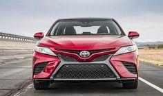 2018 Toyota Camry XSE Interior - http://toyotacamryusa.com/2017/04/2018-toyota-camry-xse-interior/