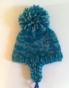 Winter Warrior Hat - iceblueberries.com