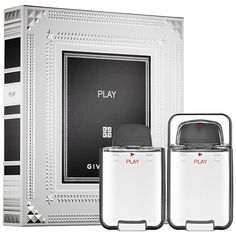 Givenchy Play Gift Set #Sephora #gifts #giftsforhim
