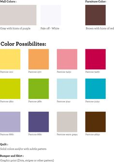 Neautral Colors color palette? gender neutral enough? | little things | pinterest