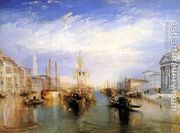 The Grand Canal, Venice 1835 by Joseph Mallord William Turner Harry Truman, Pierre Auguste Renoir, Grand Canal, Tonga, Vanuatu, White Paper, Romanticism Paintings, Oil Paintings, Trinidad