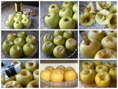 Manzanas asadas con canela al microondas - Anna Recetas Fáciles