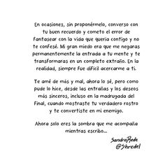 Texts, Amor, Spanish Quotes, True Quotes, Second Best, Writers, Feelings, Literatura, Hipster Stuff