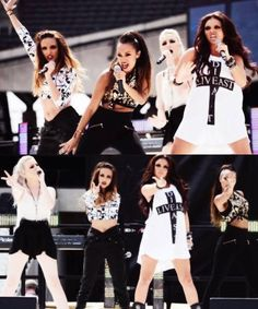 LITTLE MIX! THEY LOOK WICKED.
