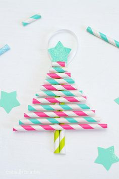 Dollar Store DIY Ornaments | Easy Christmas ornaments coming your way!