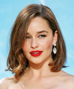 Look of the Day: Emilia Clarke's Chic New Bob