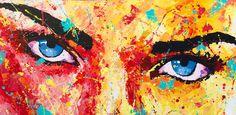 Buy Original Artwork at Artwork Only - Plata O Plomo by Justin Keller