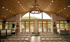 Wedding Ceremonies | The Lodge at Echo Lake