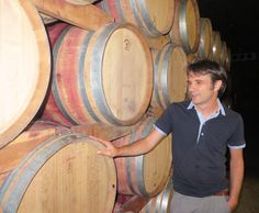 Nice interview with Hannes about his philosophy of making wine.
