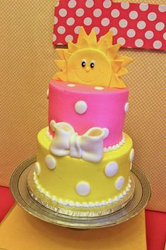 You are My Sunshine! Birthday Party Ideas | Photo 7 of 21 | Catch My Party