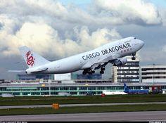 Dragonair Cargo Boeing 747 freighter